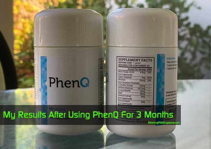 My Results After Using PhenQ For 90 Days